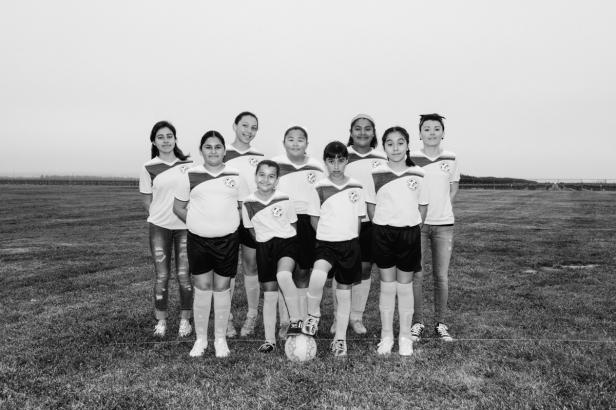 Girls Soccer - STGP-1