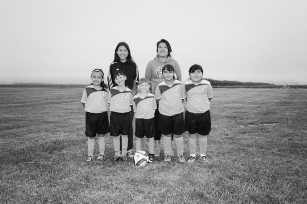 Girls Soccer - STGP-10
