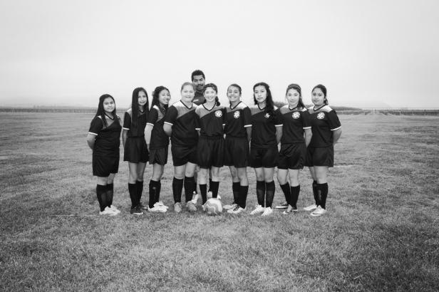 Girls Soccer - STGP-11