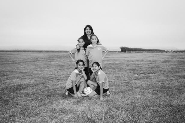 Girls Soccer - STGP-12