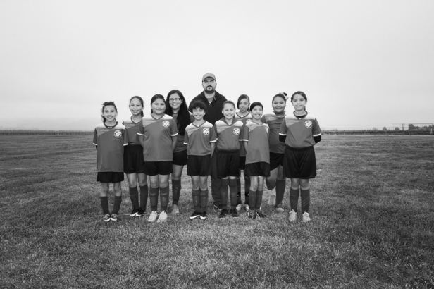 Girls Soccer - STGP-13