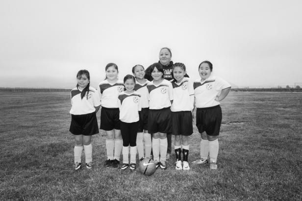 Girls Soccer - STGP-14