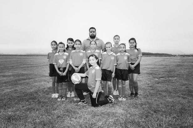 Girls Soccer - STGP-15
