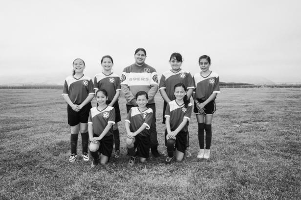 Girls Soccer - STGP-17