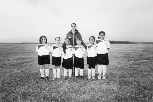 Girls Soccer - STGP-18