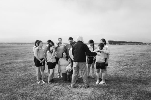 Girls Soccer - STGP-19