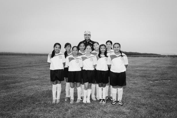 Girls Soccer - STGP-2