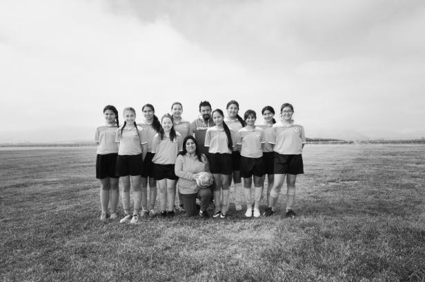 Girls Soccer - STGP-20