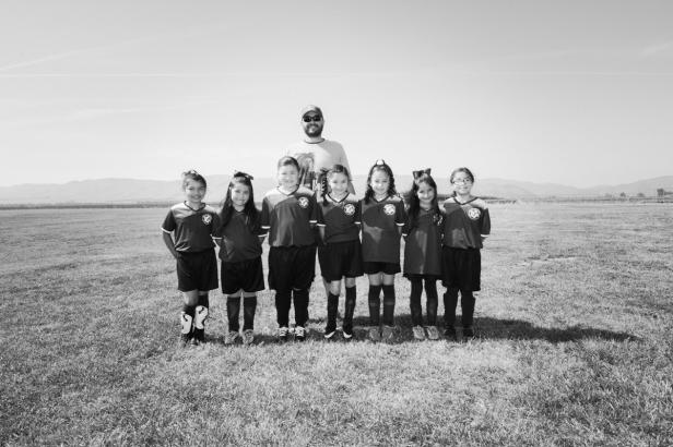 Girls Soccer - STGP-21