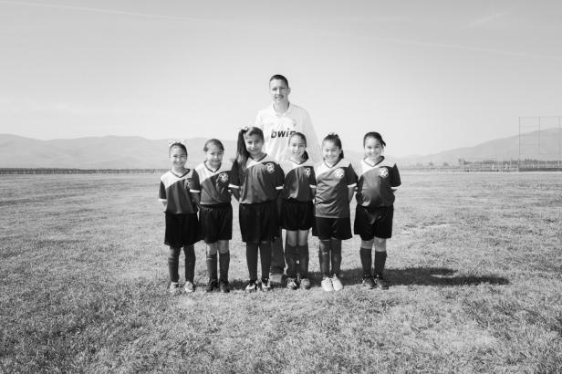 Girls Soccer - STGP-22