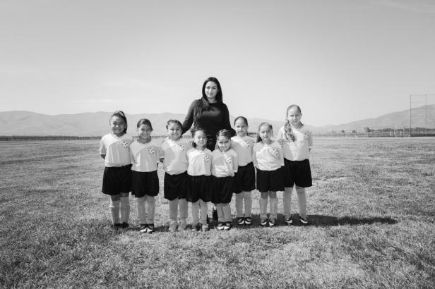 Girls Soccer - STGP-23