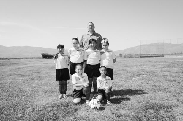 Girls Soccer - STGP-25