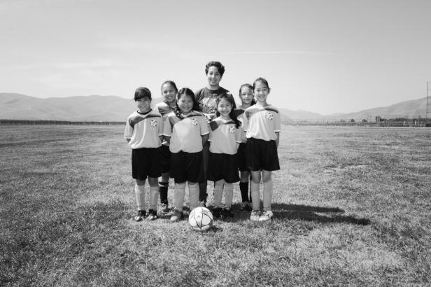 Girls Soccer - STGP-26