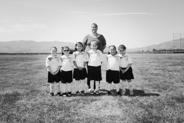 Girls Soccer - STGP-27