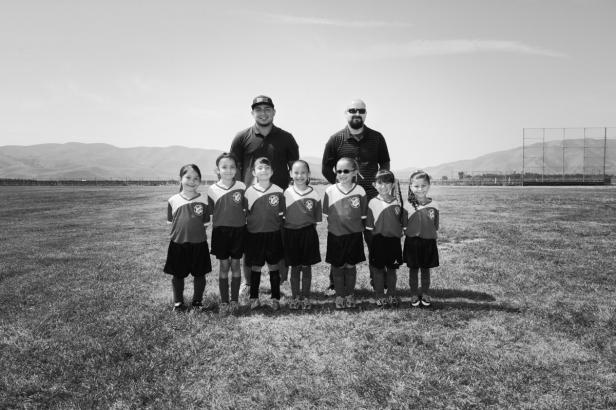 Girls Soccer - STGP-28