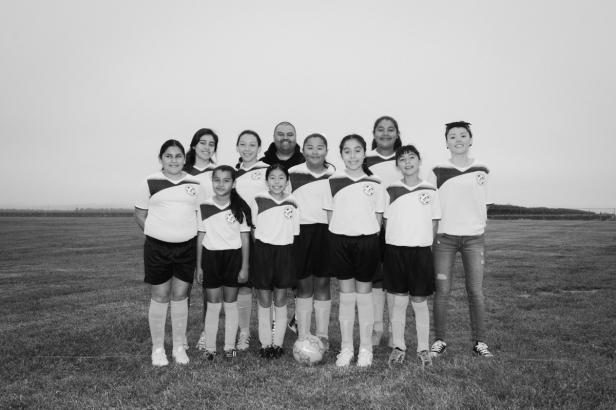 Girls Soccer - STGP-3