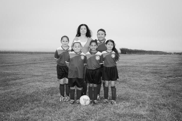 Girls Soccer - STGP-4