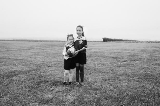 Girls Soccer - STGP-7