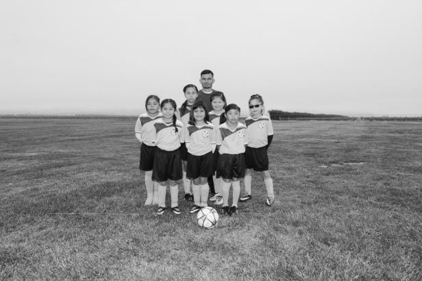 Girls Soccer - STGP-9